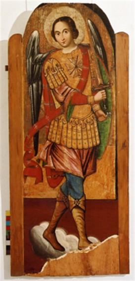 Archangel Michael, 1697 - 1699 - Ivan Rutkovych