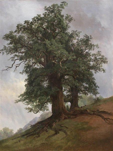 Old oak, 1866 - Ivan Chichkine