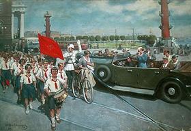 Artists by art movement: Socialist Realism