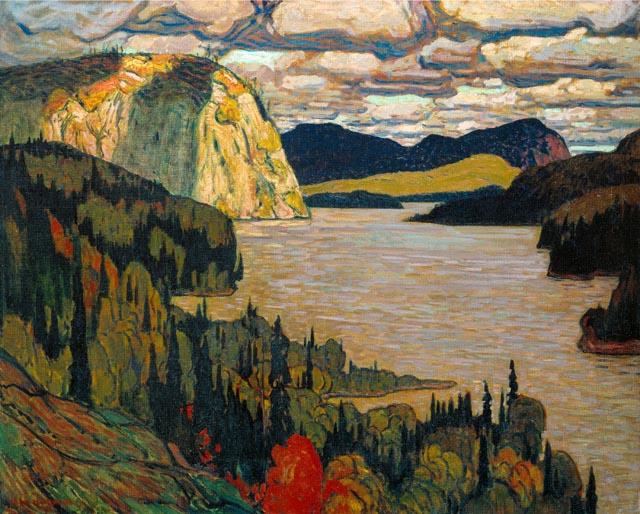 The Solemn Land, 1921 - Джеймс Едуард Герві Макдоналд