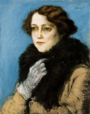 Terka Linzer, 1923 - József Rippl-Rónai