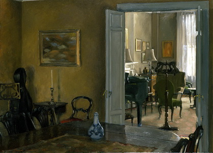 Interior, 1987 - Jacob Collins