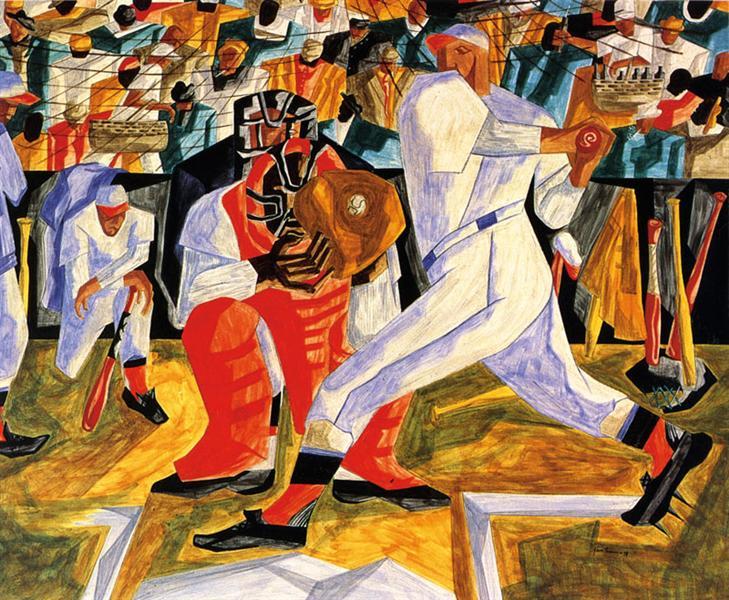Strike, 1949 - Jacob Lawrence