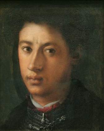 Alessandro de' Medici from WikiPaintings.org