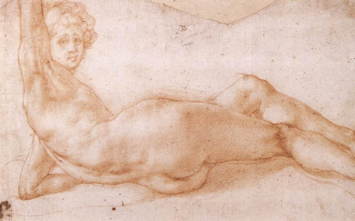 Hermaphrodite Figure