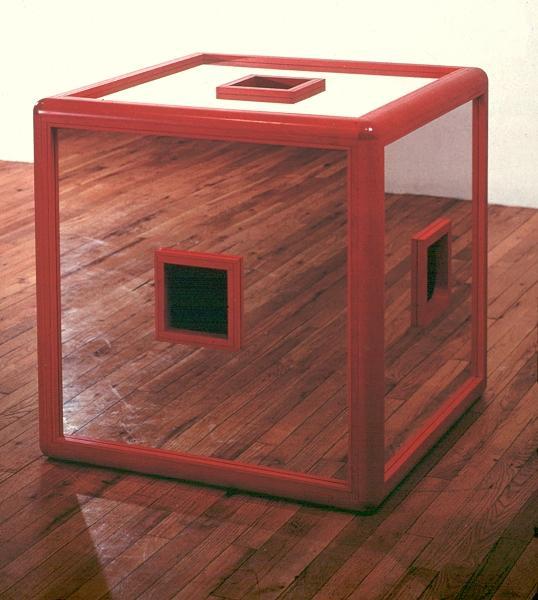 Interior Sphere Piece, 1985 - Jacqueline Winsor