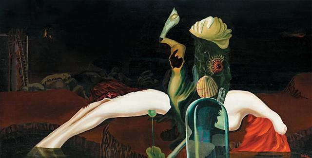 Crystal amoureux, 1934 - Jacques Hérold