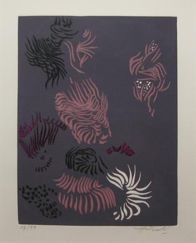 Moon Flowers - Jacques Hérold