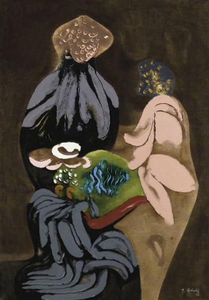 The Pure Spirit, 1972 - Jacques Hérold