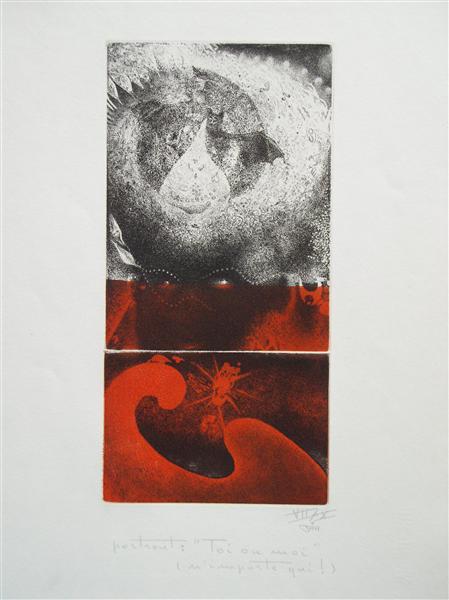 Untitled - Jacques Le Marechal