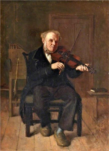 The Old Fiddler - Campbell James