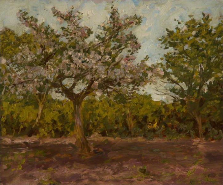 Orchard, 1904 - James Charles
