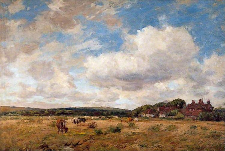 Sussex Downs - James Charles