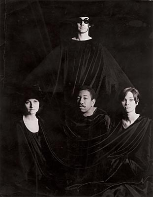 Four in a Dress, 1967 - James Lee Byars