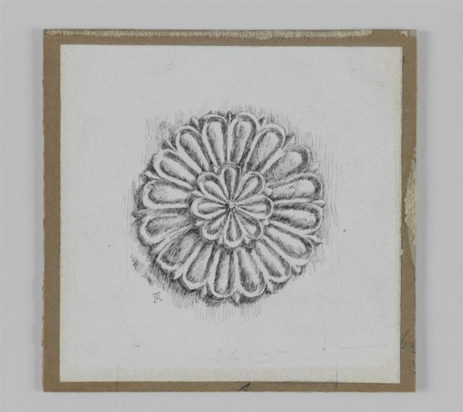 Judaic Ornament, 1886 - 1889 - James Tissot