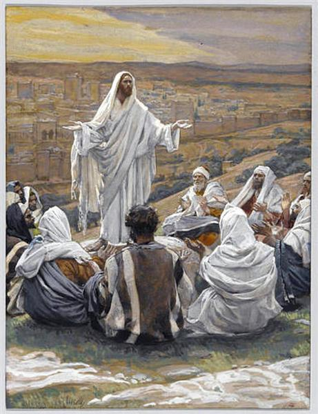 The Lord's Prayer, 1886 - 1896 - James Tissot