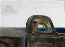 The pickup - Jamie Wyeth