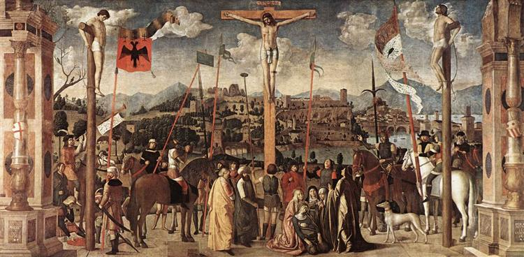 Crucifixion, 1500 - Jan Provoost