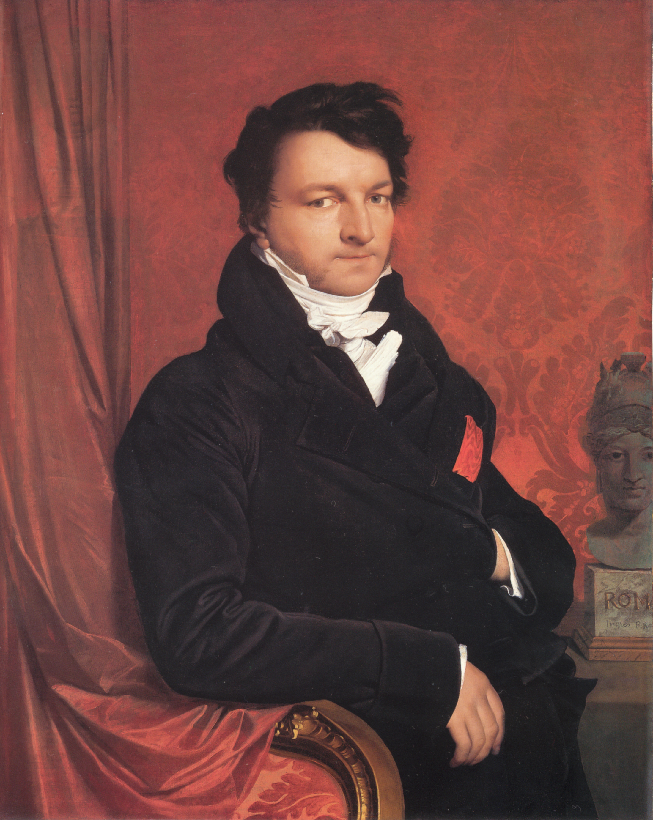 Monsieur de Norvins, 1811-1812