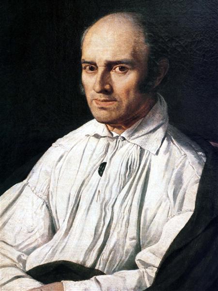 Pere Desmarets - Jean Auguste Dominique Ingres
