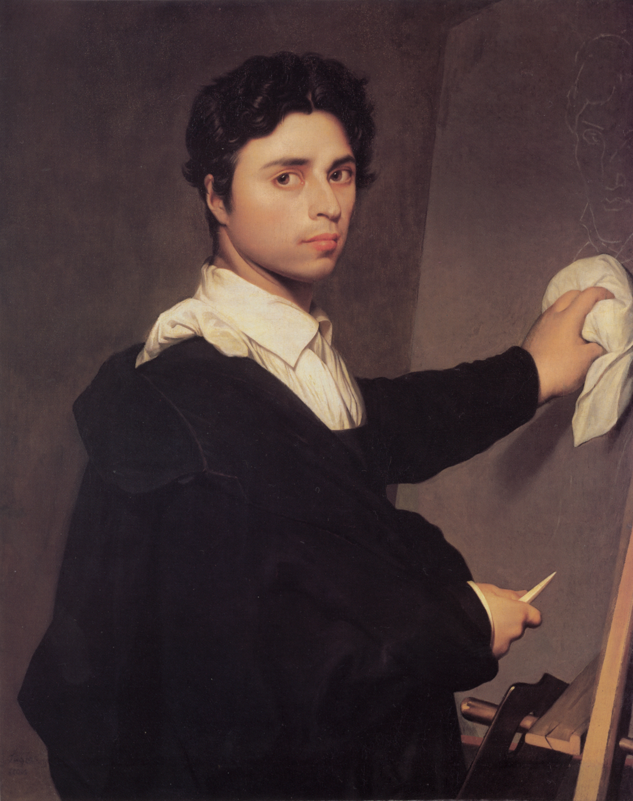 Self-Portrait, 1804