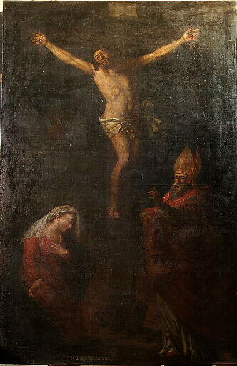 The Crucifixion, 1809
