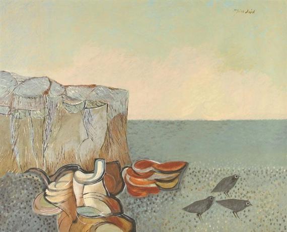 Marine Landscape - Jean David