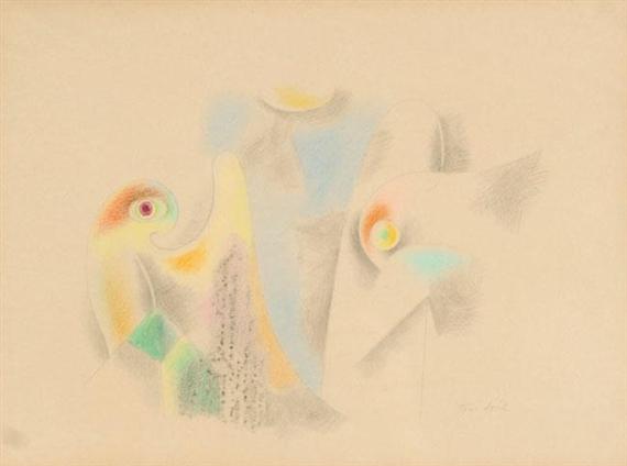 Parrots - Jean David