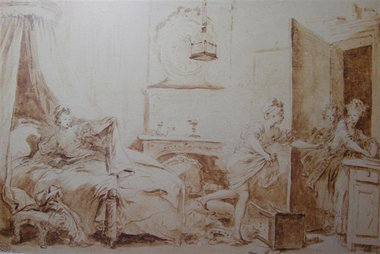 Burnmyshirt - Jean-Honore Fragonard