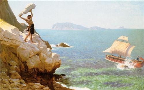 Polyphemus - Jean-Leon Gerome