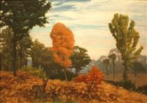 Souvenir of Achéres - Jean-Léon Gérôme