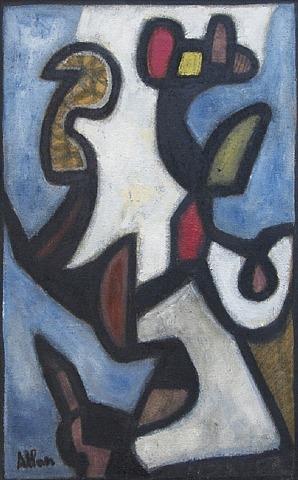 Sais, 1958 - Jean-Michel Atlan