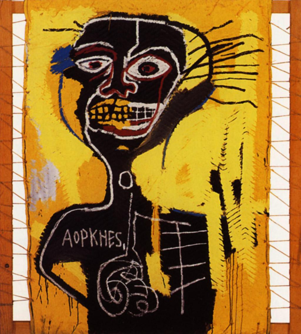 Essay analysis michel jean artwork basquiat