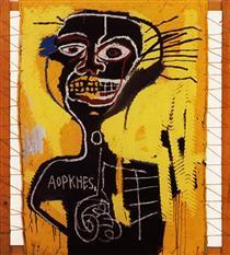 Cabeza - Jean-Michel Basquiat