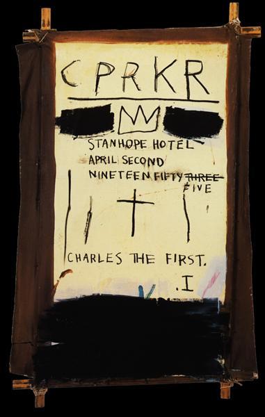 CPRKR, 1982 - Jean-Michel Basquiat