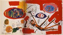 Victor - Jean-Michel Basquiat