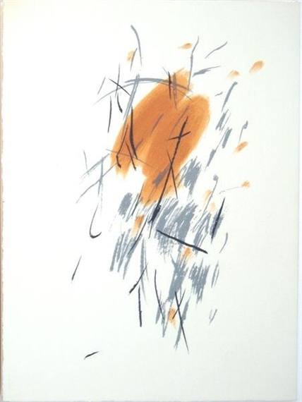 Vorzugsausgabe 'derriere le miroir' Nr. 197, 1972 - Jean Bazaine