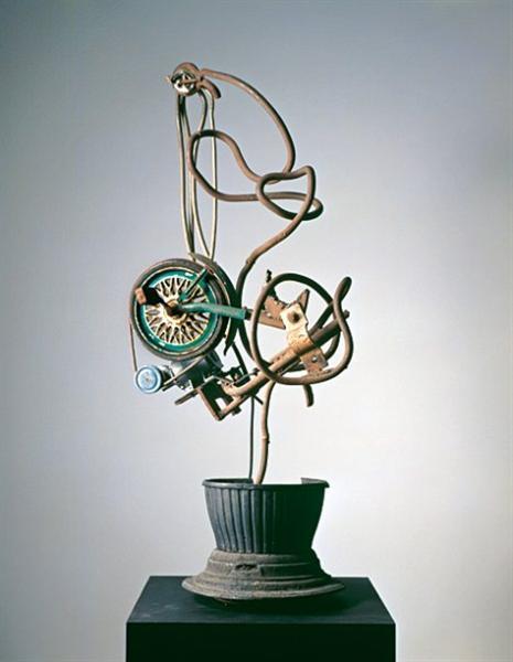 Suzuki (Hiroshima), 1963 - Jean Tinguely