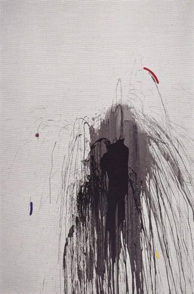 Fireworks I, 1974 - Joan Miró