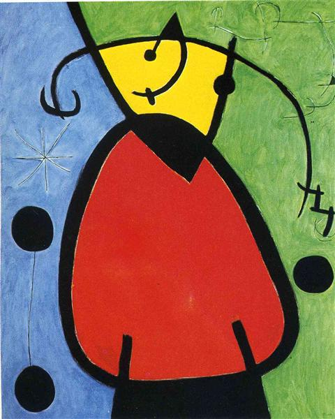 The Birth of Day, 1968 - Joan Miró