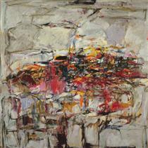 City Landscape - Joan Mitchell