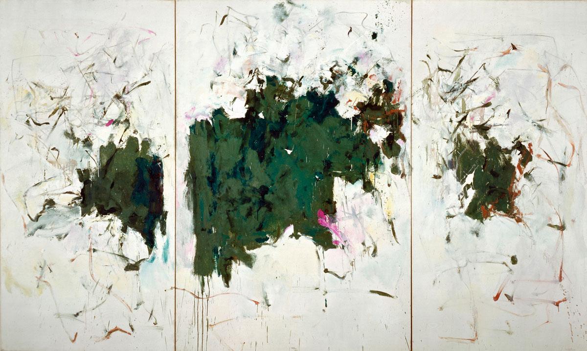 Girolata Triptych, 1964