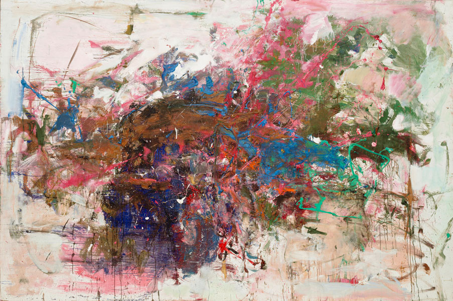 Grandes Carri 232 Res 1962 Joan Mitchell Wikiart Org