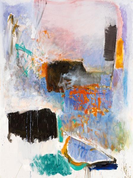 Mooring, 1971 - Joan Mitchell