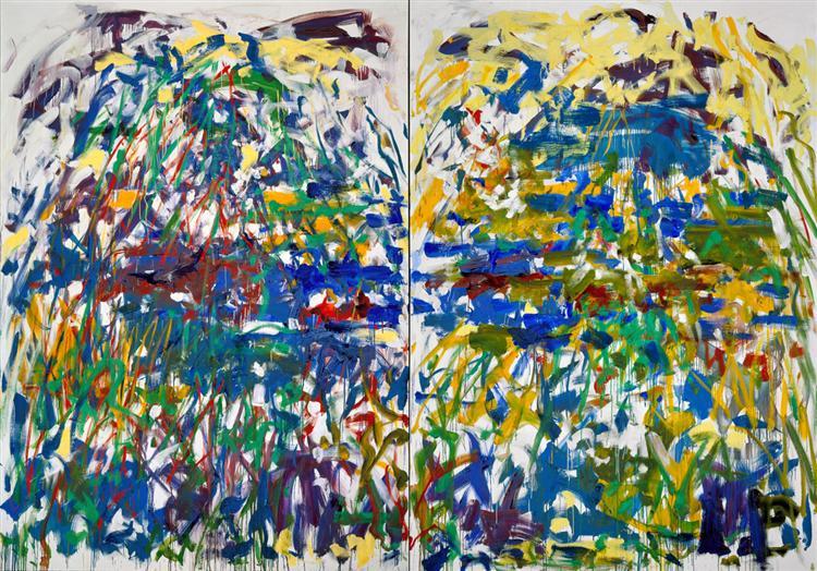 Riviere, 1990 - Joan Mitchell