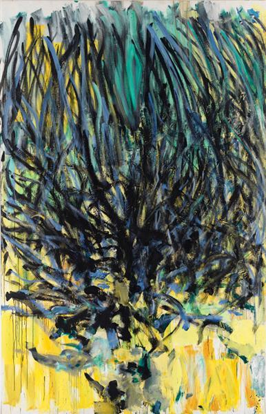 Tilleul, 1978 - Joan Mitchell