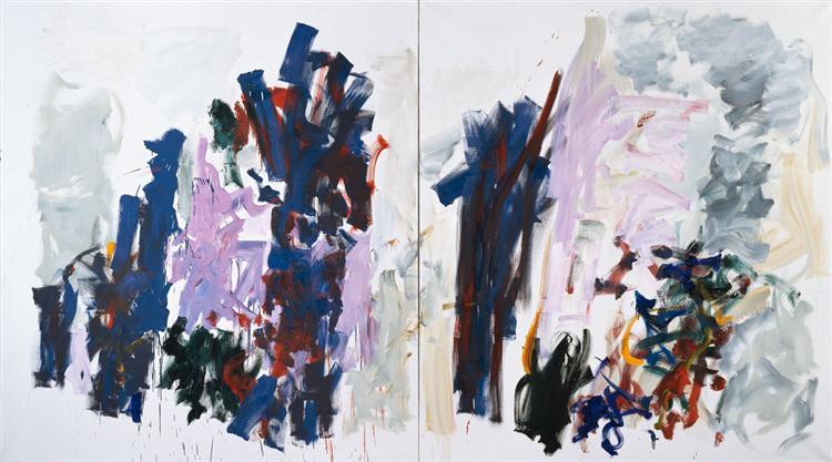 Trees, 1991 - Joan Mitchell
