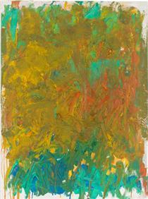 Untitled - Joan Mitchell