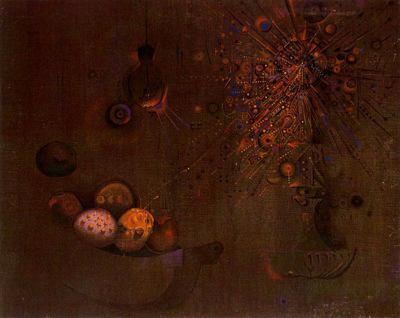 Natura Morta, 1980 - Joan Ponc