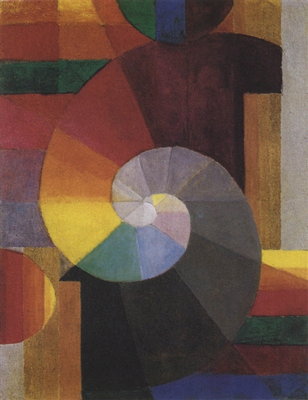 The Meeting, 1916